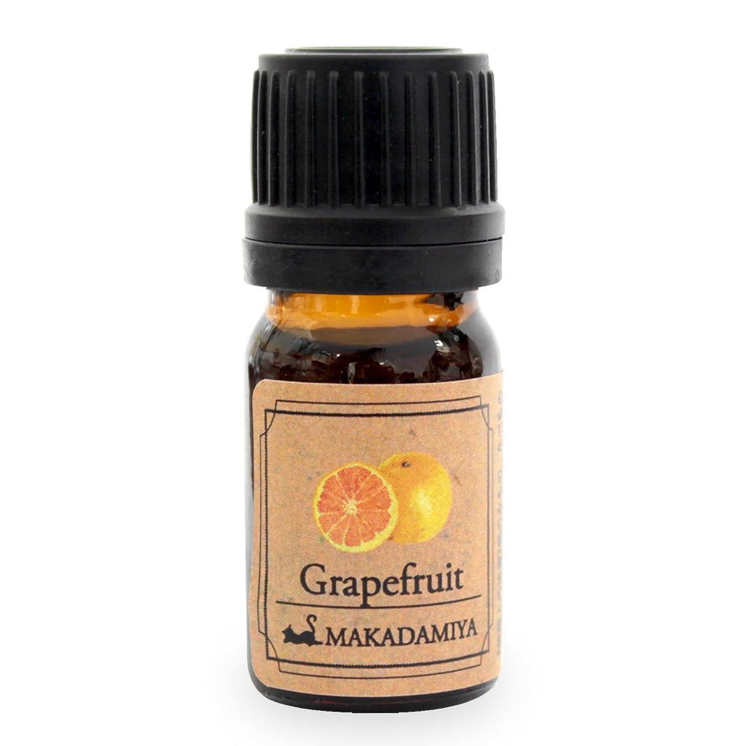 霧アシスト敬グレープフルーツ5ml 天然100%植物性 エッセンシャルオイル(精油) アロマオイル アロママッサージ aroma Grapefruit