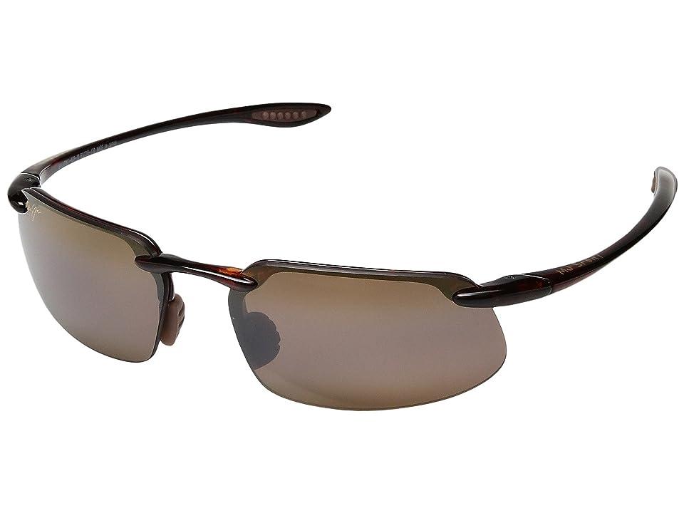 Maui Jim Kanaha (Tortoise/HCL Bronze Lens) Sport Sunglasses