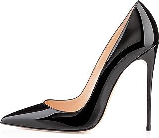 2f4438533f4c72 EDEFS Scarpe col Tacco Donna - Classico High Heels Scarpe da Donna - Tacco  a Spillo