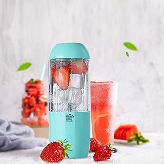 Machines à presse-agrumes Sportables Juicer Blender, machine de mélange de fruits USB Rechargeable Mini Smoothie Blender J...