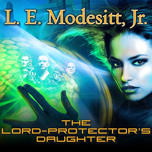 The Lord-Protector's Daughter audiobook cover art