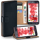 MoEx® Book-style flip case to fit Samsung Galaxy Grand
