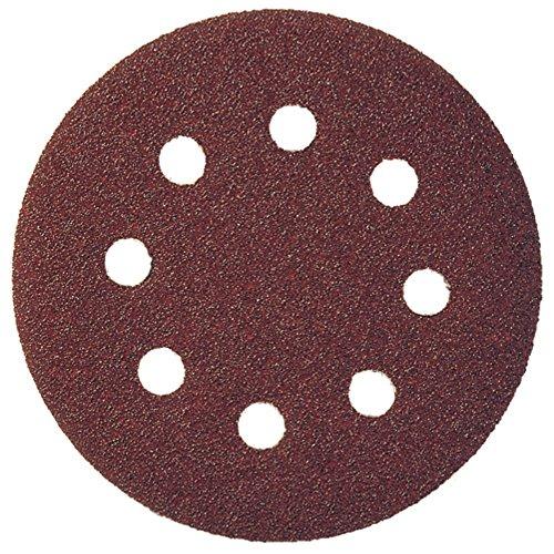 Forum Disque abrasif Velcro bois 125 mm, K 60 8 trous, 4317784874595