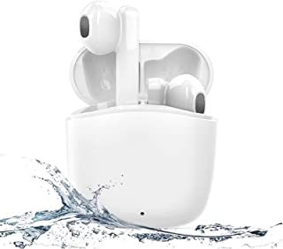 Auriculares Bluetooth 5.0, Auriculares Inalámbricos Bluetooth Deportivos IPX5 Impermeable, In-Ear Cascos Bluetooth Inalámb...