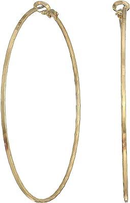 Ruth Large Hoop Earrings