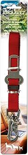 Arquizoo-Maniglia cinturon Sicurezza Regolabile: Rosso