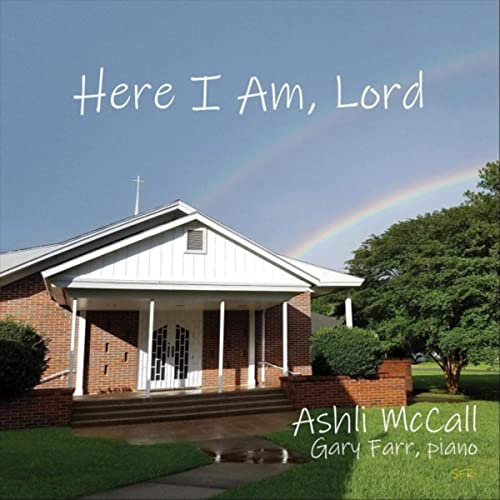 Ashli McCall - Here I Am, Lord (2020)