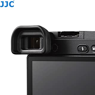 EF-xpro2 22.8/mm JJC EF-xpro2/Protectores de Goma Negro Eye Cup Ocular Visor para Fujifilm X-Pro2/