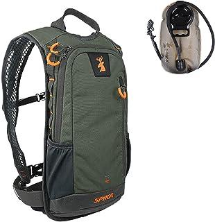 SPIKA كامو الصيد حقيبة الظهر التكتيكية العسكرية حقائب Daypack للماء لـ 15 لتر/25 لتر قدرة حزام الورك القابل للإزالة