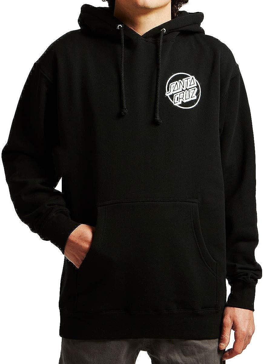 Max 72% OFF Santa Cruz New life Mens Opus Pullover Dot Sweatshirt Hoody