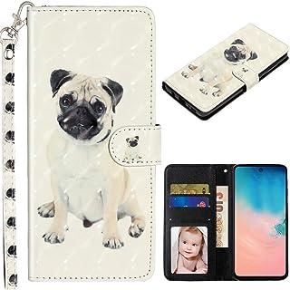 Capa carteira XYX para Samsung Galaxy S6 SM-G920, capa carteira flip de couro PU colorida com suporte com compartimentos p...
