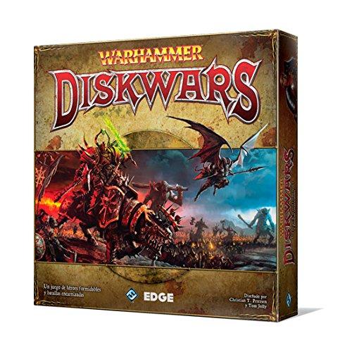 Edge Entertainment Warhammer: Diskwars - Juego de Mesa EDGWHD01