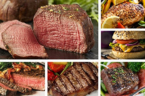 Chicago Steak Angus Steak Set - Have a Taste of...