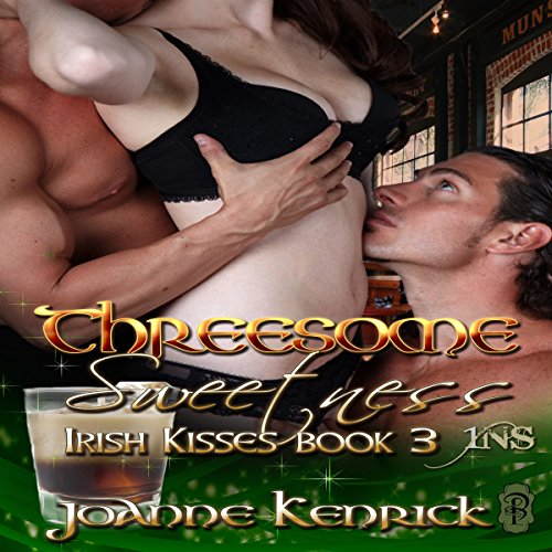 Threesome Sweetness audiobook cover art