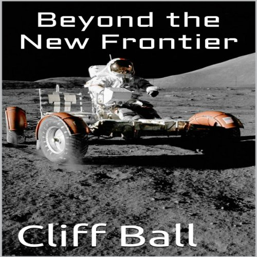 Beyond the New Frontier audiobook cover art