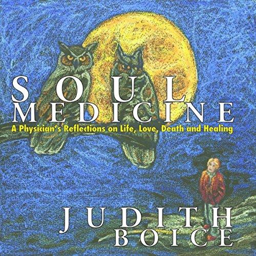 Soul Medicine audiobook cover art