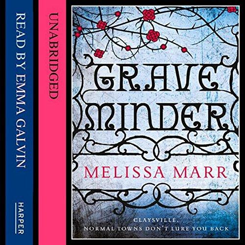 Graveminder cover art