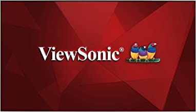 ViewSonic BCP120 120-Inch Home Theater Screen for Ultra Short Throw Projectors