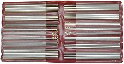 PROLINEMAX 48 Pc Thread Measuring Wire Set 16 Different Diameter Sizes Pin Set