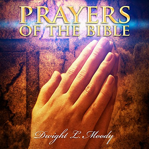 Prayers of the Bible audiobook cover art