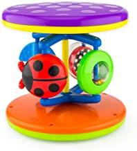 Sassy Fascination Roll Around Early Learning Toy – Promotes STEM Learning –..