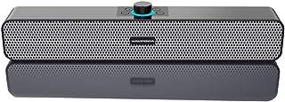 AMERTEER Computer Speaker, Bluetooth X6 Wireless & Wired PC Soundbar, Stereo USB Powered Sound Bar Speaker for Computer La...
