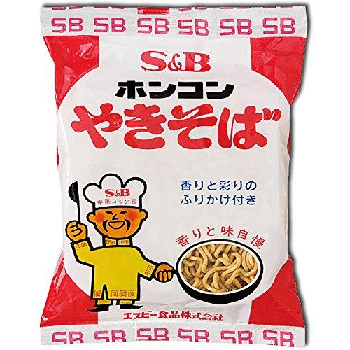 ヱスビー食品『ホンコンやきそば』