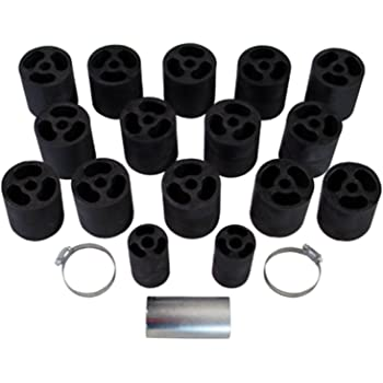 Chevy Suburban 3 Body Lift Kit PA563 Performance Accessories Made in America fits 1973 to 1991