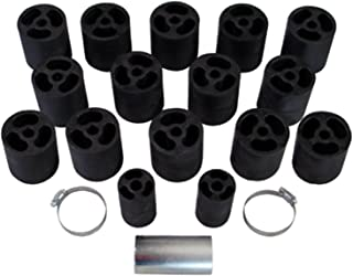 Performance Accessories, Chevy S-10/GMC S-15 Extra Cab Only 3