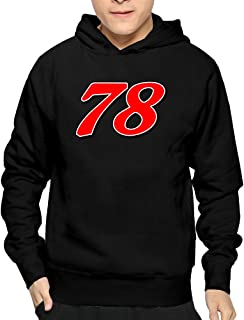 Men's 78 Martin Truex Jr Racing Hooded Sweatshirt Fitted