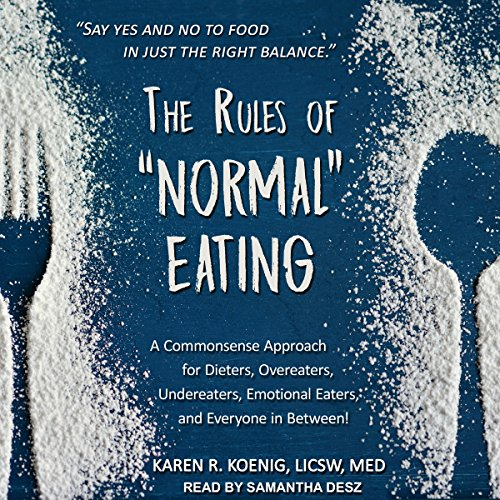 "The Rules of ""Normal"" Eating cover art"