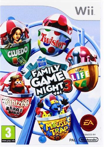 Hasbro Family Game Night 3 Game Wii [UK-Import]