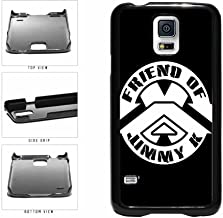 BleuReign(TM) Friend of Jimmy K Plastic Phone Case Back Cover Samsung Galaxy S5 I9600