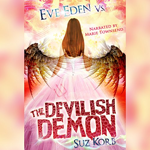 Eve Eden vs. the Devilish Demon: Bedeviled audiobook cover art