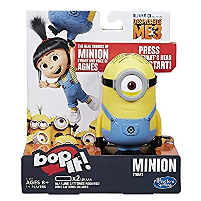Bop It! Despicable Me Edition game by Hasbro