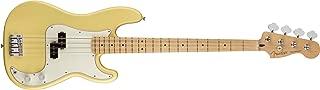 Fender Player Precision Electric Bass Guitar - Maple Fingerboard - Buttercream