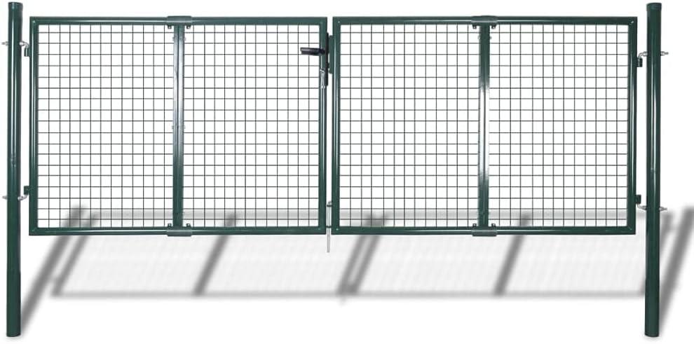 Modern Garden Fence Gate Award Popular brand Locking System With Barrier
