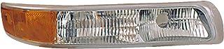 Dorman 1630065 Front Passenger Side Turn Signal / Parking Light Assembly for Select Chevrolet Models