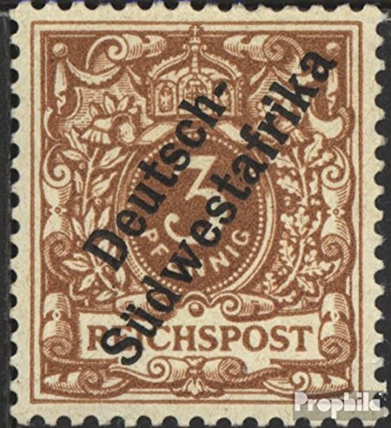 German-Southwest 5c tested 1898 print edition (Stamps for collectors)