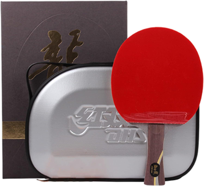 SGAIYUNRT Palas Ping Pong de Tanto Ofensivos como Defensivos, Adecuados para Jugadores Avanzados y Entrenadores
