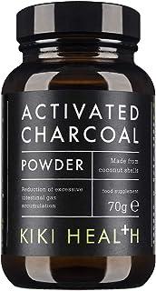Kiki Health Activated Charcoal Powder, 70 gm