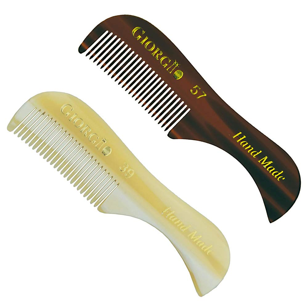 online shop Giorgio G39 G57 Extra Small 2.75 Don't miss the campaign Men's Fine Inch Toothed Beard