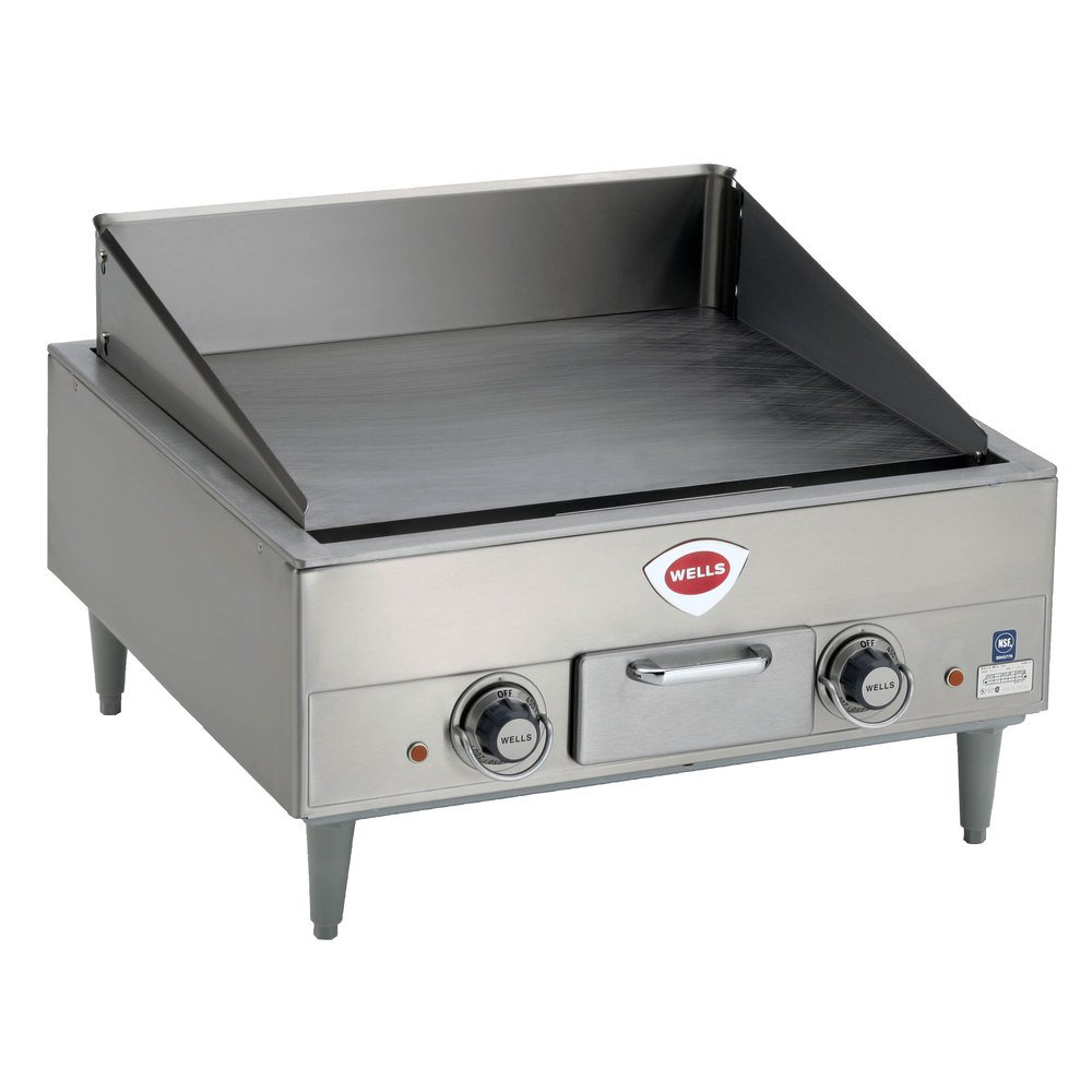 Wells G-13 Griddle Direct store shopping countertop electric 22
