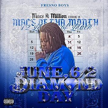Mac's Of Tha Month June Cix Duce Diamond Day / 12 Months Of Mac'n (Fresno Boys)