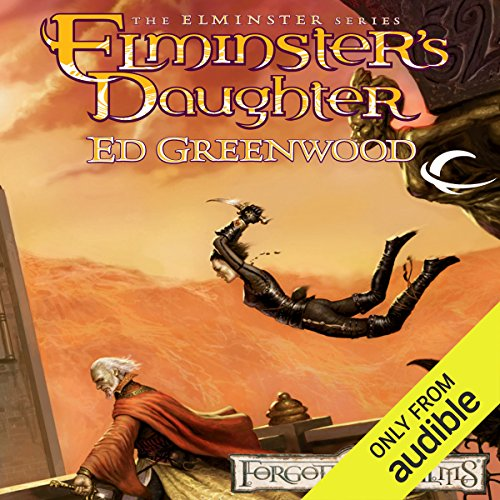 Elminster's Daughter     Forgotten Realms: Elminster, Book 5              By:                                                                                                                                 Ed Greenwood                               Narrated by:                                                                                                                                 John Pruden                      Length: 12 hrs and 35 mins     4 ratings     Overall 5.0