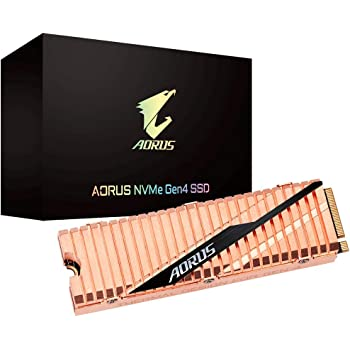 SSD GIGABYTE 1TB AORUS NVME GEN4 M.2 PCIE 4.0: Amazon.es: Informática