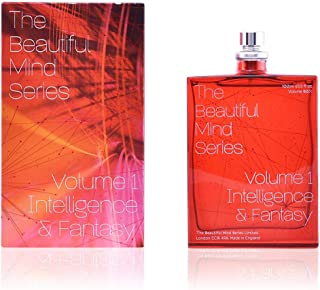 Escentric Molecules The Beautiful Mind Intelligence & Fantasy Agua de Perfume Vaporizador - 100 ml