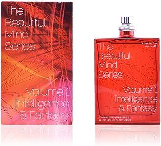 Escentric Molecules Volume 1 Intelligence and Fantasy Eau De Toilette Spray, 100 ml - Pack of 1