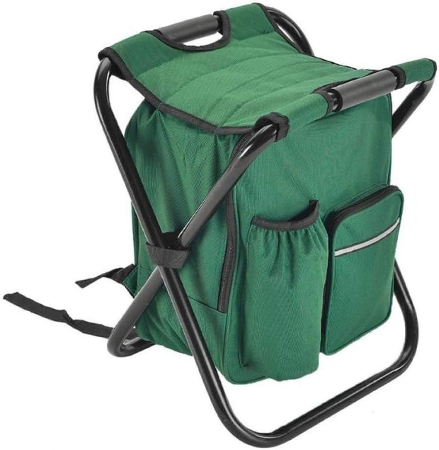 KIOXFS 2021 new Camping Detroit Mall Stool Portable Backpack Picnic Hik Insulation Bag