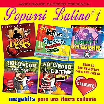 Popurri Latino, Vol. 1
